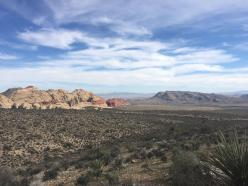 Park of Red Rock Canyon